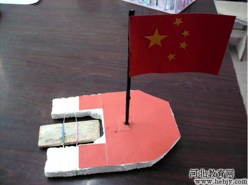 曲周县第三中学开展科技小发明